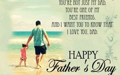 Father's day is a special day to give honor to those persons who have lived for their children. Happy Father's day quotes are the best to wish him. Fathers Day Letters, Happy Fathers Day Message, Best Fathers Day Quotes, Fathers Day Messages, Happy Fathers Day Images, Fathers Day Pictures, Fathers Day Wishes, Father Daughter Quotes, Wishes For Friends