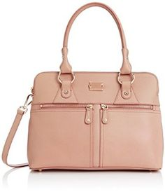 Modalu Womens Pippa Classic Grab Top-Handle Bag Price:£229.00 & FREE Delivery in the UK