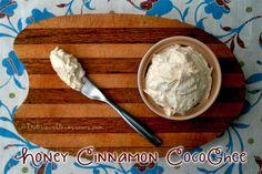Whipped Honey Cinnamon CocoGhee Recipe | deliciousobessions.com