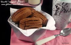 Biscotti inzupposi senza glutine e senza latticini http://www.senzaebuono.it/biscotti-inzupposi-senza-glutine-senza-latticini/
