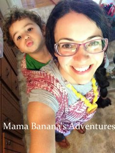 Mama Banana's Adventures: 6 Benefits to Babywearing a Disabled Child; Update on My Son's Progress