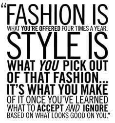 Fashion x Style, FASHIONandSTYLe