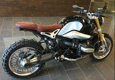 Bmw R Nine T 1200 - Rizoma Italy Special Edition - Año Clásicas - 1 km - en MercadoLibre