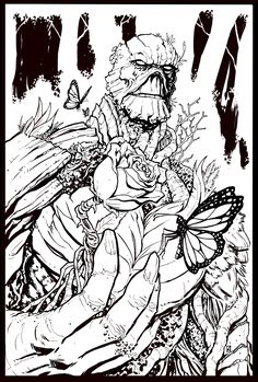 65 Best Lineart Swamp Thing Images