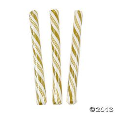 Gold Candy Sticks $4.99 for 80 sticks
