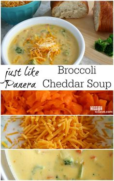 Try this Panera Broccoli Cheddar Soup Recipe. It is easy and tastes just like…