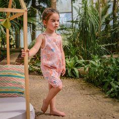 Patron de couture Barboteuse pour bébé de 3 à 36 mois, patron Olive Petit Patron Notions De Couture, Dd, Cover Up, Attention, Jouer, Dresses, Instagram, Collection, Fashion