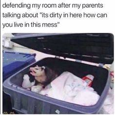 Its my room and Ill do what I want okay mom?! I know where everything is jeeze let me live #roasted #idowhatiwant #jk #roastedchicken #givemeyourmoney #please
