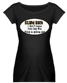 paha I love funny maternity shirts