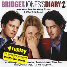 Replay CD: Original Soundtrack: Bridget Jones's Diary 2: More Music From The Motion Picture & Other V.g. Songs! #PoundlandValentine
