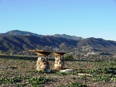 One of many benches at the Conejo Valley Botanic Garden in Thousand Oaks Like us on Facebook! www.betancourtrealtygroup.com
