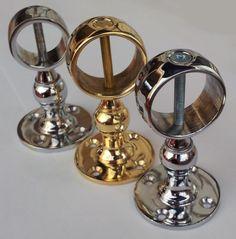 Chrome/Brass Banister Rope Brackets http://www.ropeandsplice.co.uk/chromebrass-banister-rope-brackets-p-12.html