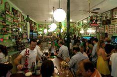 bares tapas sevilla Sevilla: tapas flamenco y vida nocturna