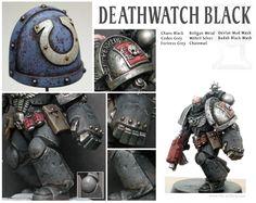 Deathwatch Scythes Marine Chart