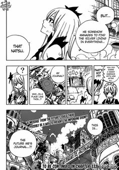 Fairy Tail 331 - Page 22