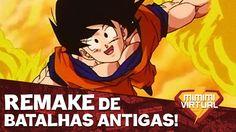 Batalhas antigas e #Goku