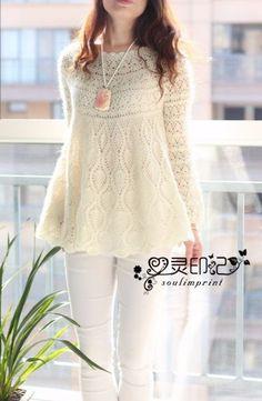 Fabulous Crochet a Little Black Crochet Dress Ideas. Georgeous Crochet a Little Black Crochet Dress Ideas. Crochet Bodycon Dresses, Black Crochet Dress, Crochet Tunic, Lace Knitting, Crochet Clothes, Knit Dress, Knit Crochet, Crochet Woman, Knit Fashion