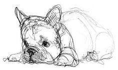 French Bulldog Art | Still A Dreamer