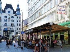 Zanoni Gelateria, Vienna