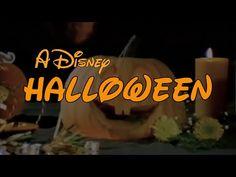 A Disney Halloween - YouTube