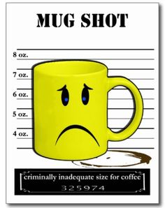 Definitely not enough coffee for today!
