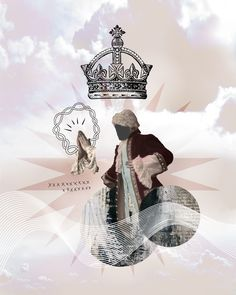 IV. The Emperor (Graphic Design) by Carla Izumi Bamford
