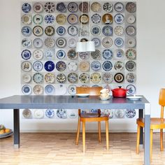 Plates Rijksmuseum Mural, 136€, now featured on Fab.