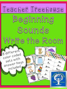 8 color coded sets of cards with worksheets and answer keys.