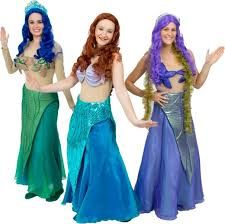 Image result for costume plot little mermaid jr  sc 1 st  Pinterest & grimsby costume little mermaid - Google Search | Mermaid | Pinterest ...