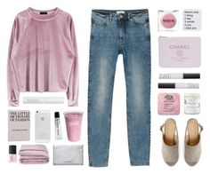 """""""Mules"""" by amazing-abby ❤ liked on Polyvore featuring Mint Velvet, Monki, Rodin Olio Lusso, NARS Cosmetics, Origins, Herbivore, W3LL People, Bobbi Brown Cosmetics and Frette"""