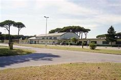 camp darby italy, we stayed here for a few days. Its very close to Pisa.