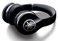 Yamaha HPH-PRO500 PRO Series Headphones - Black Beats Headphones, Over Ear Headphones, Yamaha, Audio, Ebay, Black, Tech, In Ear Headphones, Black People