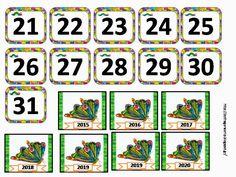 Math, School, Blog, Spring, Spanish Classroom, Calendar, Preschool, Activities, Manualidades