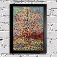 Van Gogh - Pessegueiro em Flor