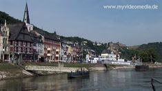 St. Goar and Loreley - Part of the UNESCO World Heritage Upper Middle Rhine Valley  #germany #tavel  #video published by http://www.myvideomedia.com