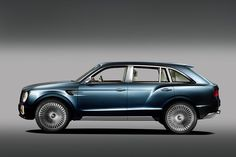 1 | Yes, This Is A Bentley SUV. Keep Playing The Lottery | Co.Design: business + innovation + design