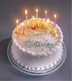 Happy Birthday Cake Images Cute Messages Greetings