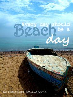 Everyday's a beach day - Dahab