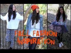 Fall Fashion Inspiration - Lauren Cimorelli