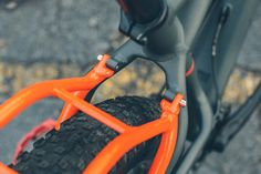 Trek 1120 review, Rear Rack