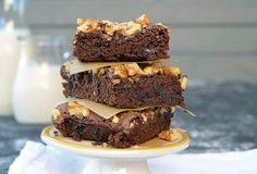 Fudge Brownies : V-Lish