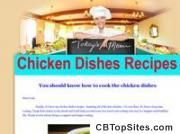 Chicken Dishes Recipes | Download Chicken Recipes