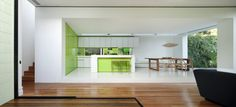 Light filled home open to the outdoors: Shakin Stevens House