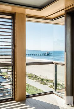 Light Architecture, Contemporary Architecture, Landscape Architecture, Interior Architecture, Interior Design, Shiplap Siding, Board Formed Concrete, Manhattan Beach Pier, Walking Street