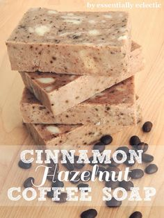 How to make Cinnamon & Coffee ReBatch Soap - Stephenson Latest News