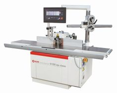"""NEW TI 155 EP4 Shaper With Tilting Spindle Reg. Price: $37,295    Our """"Exclusive"""" Surplus Inventory Clearance Price: $25,900  -  Includes Full 1 Year  Factory Warranty   See full details at http://firstchoiceind.net/blog/?p=17681"""