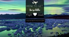 Get personalized flight deals with next vacay