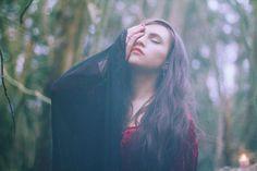 my friend, forest photoshoot
