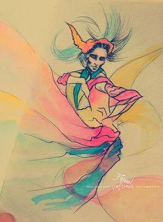 Fashion is my drug  #fashion #sketches #art