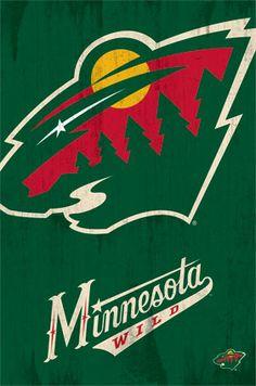 Minnesota Wild Logo 2013